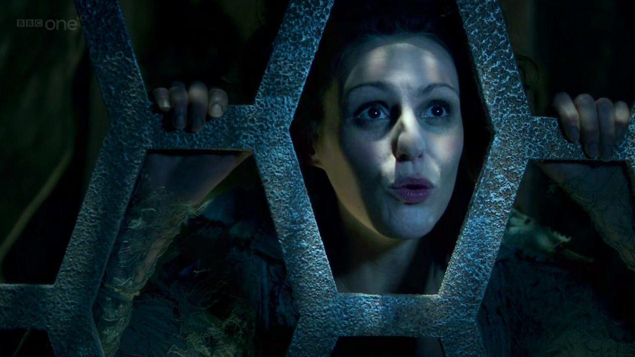 Idris (Suranne Jones) in The Doctor's Wife