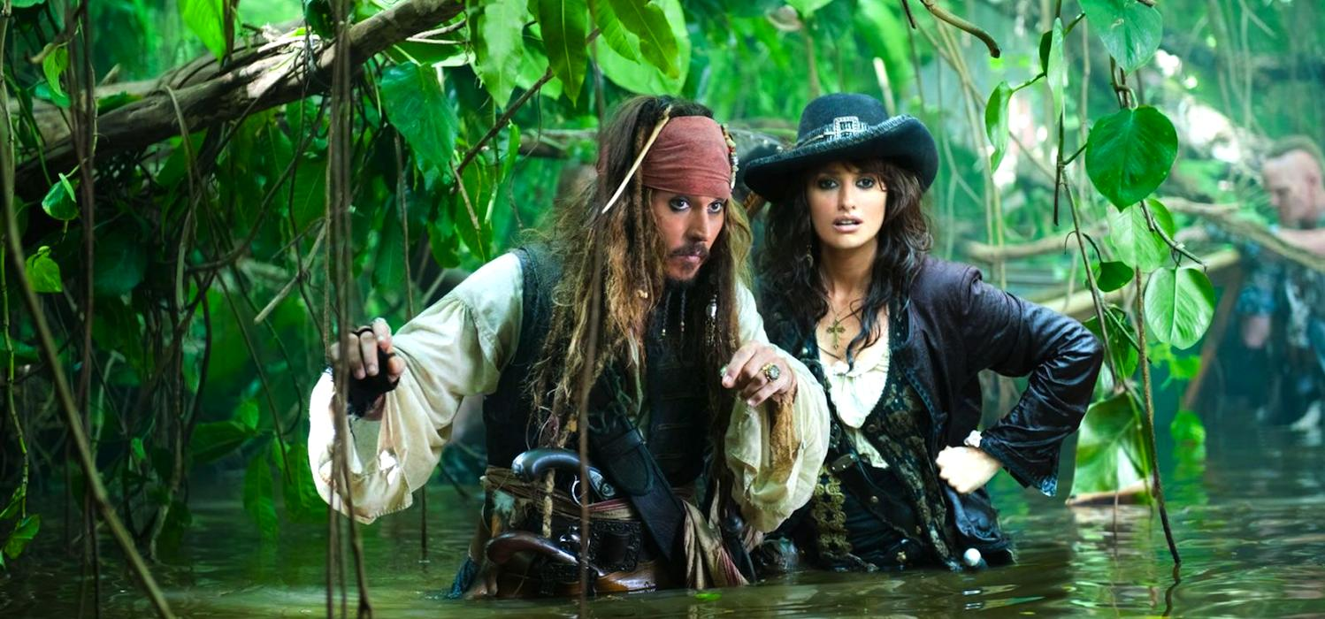 Pirates of the Carribean - On Stranger Tides (2011)