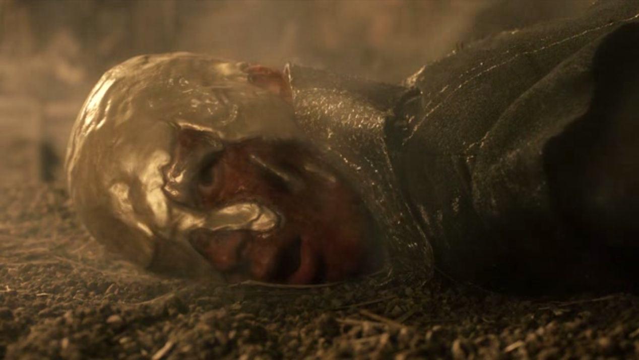 Viserys (Harold Lloyd) in GOT 1x06