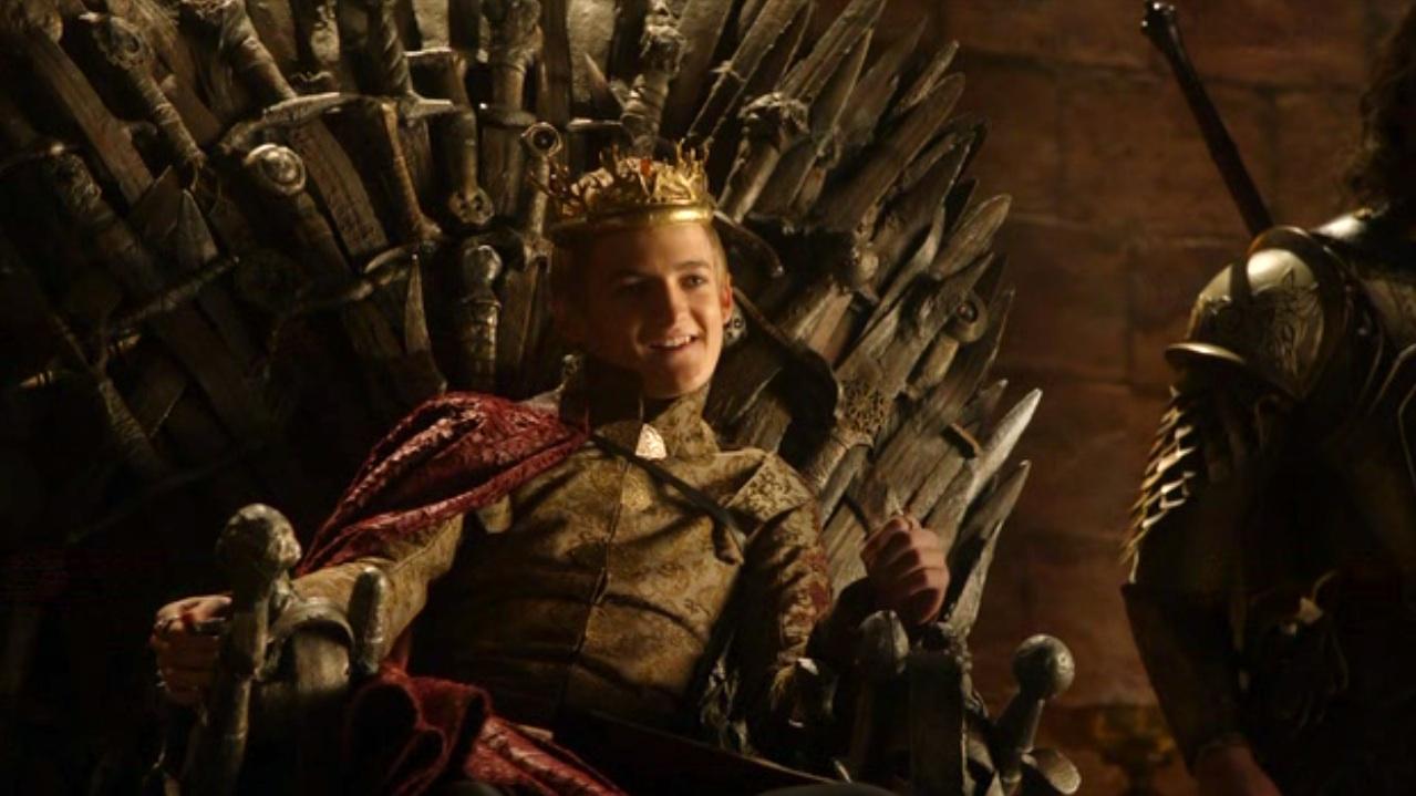 Joffrey (Jack Gleeson) in GOT 110