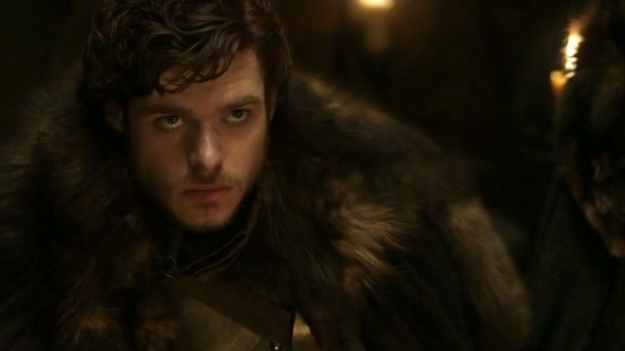 Robb (Richard Madden) in GOT 108