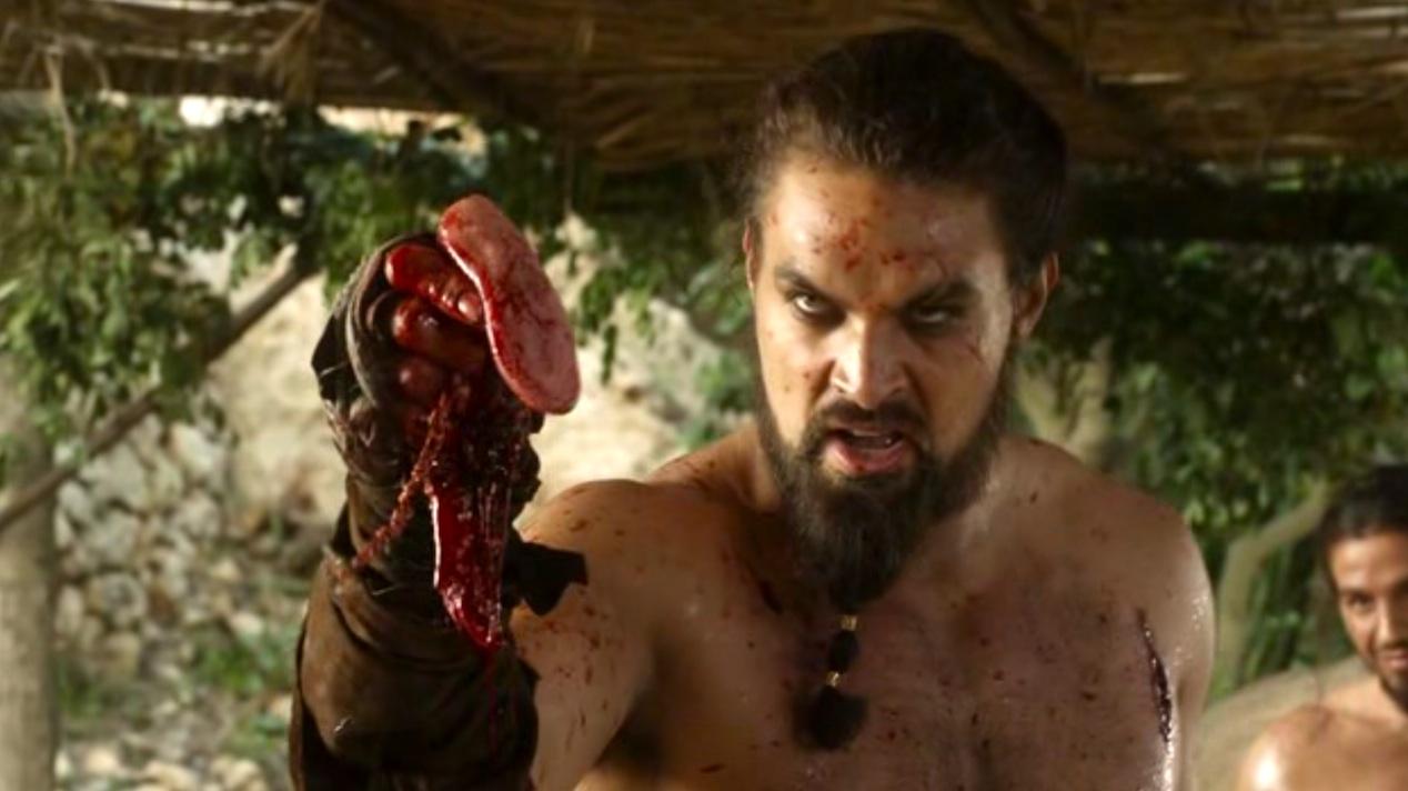 Drogo (Jason Mamoa)