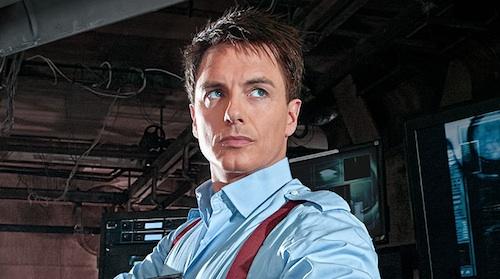 Captain Jack Harkness (John Barrowman)