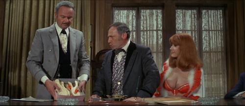 Korman, Brooks, and Robyn Hilton