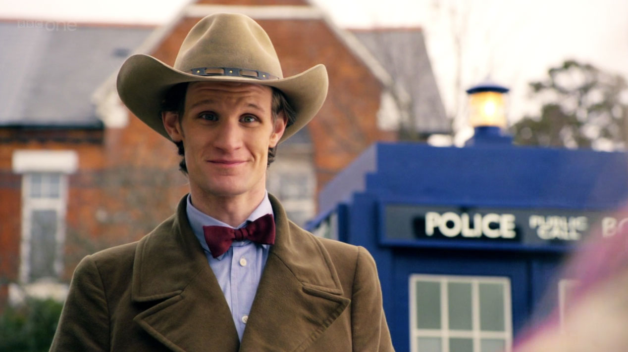 The-Doctor-(Matt-Smith)-in-Closing-Time
