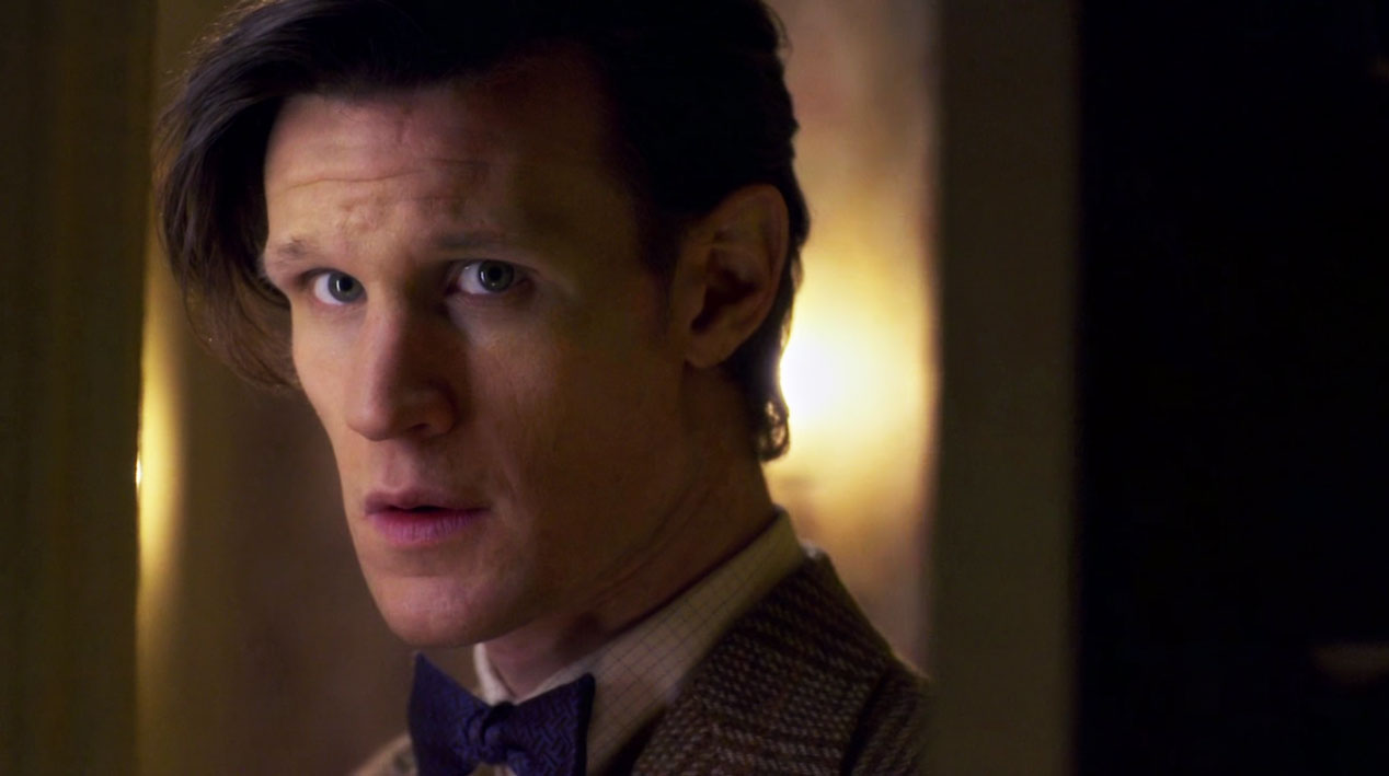 The-Doctor-(Matt-Smith)-in-The-God-Complex