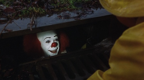 Pennywise the Dancing Sewer Clown (Tim Curry)