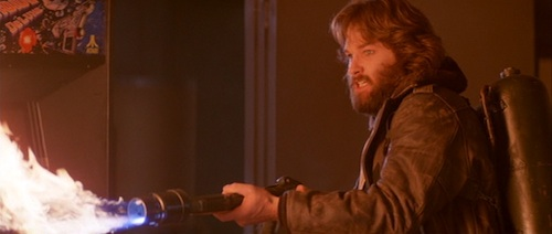 R.J. MacReady (Kurt Russell)