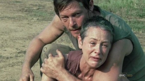 Daryl and Carol, The Walking Dead