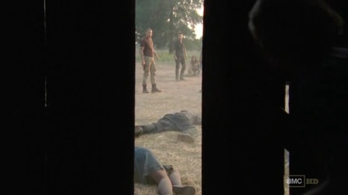 The Walking Dead S02E07-Pretty Much Dead Already