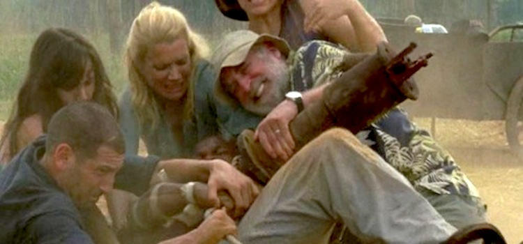 "THE WALKING DEAD 2×04 – ""Cherokee Rose"""