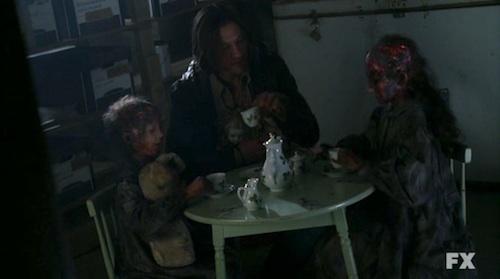 American Horror Story Smoldering Children
