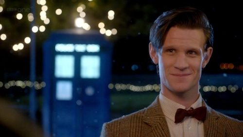 Second First Date: Mirroring and Identity in Doctor Who's Let's ...