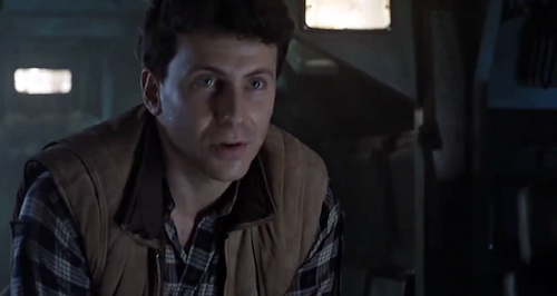 Burke (Paul Reiser)