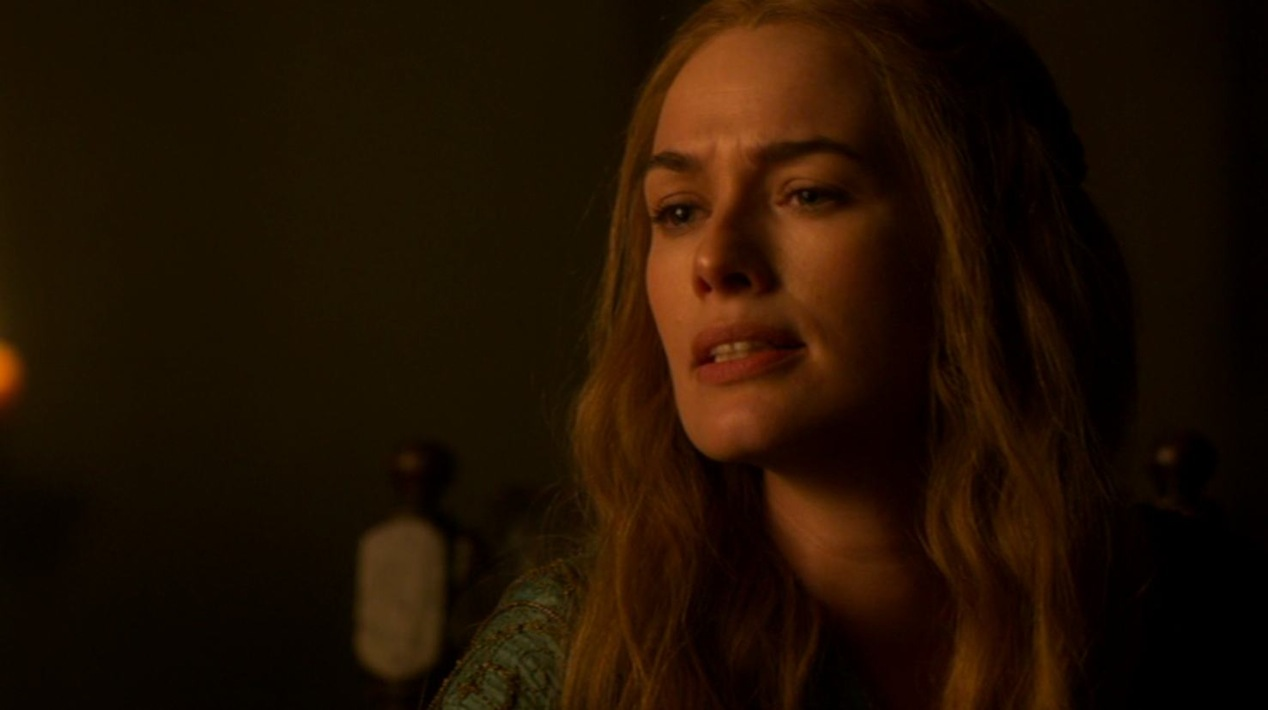 Cersei (Lena Headey) in GOT 202