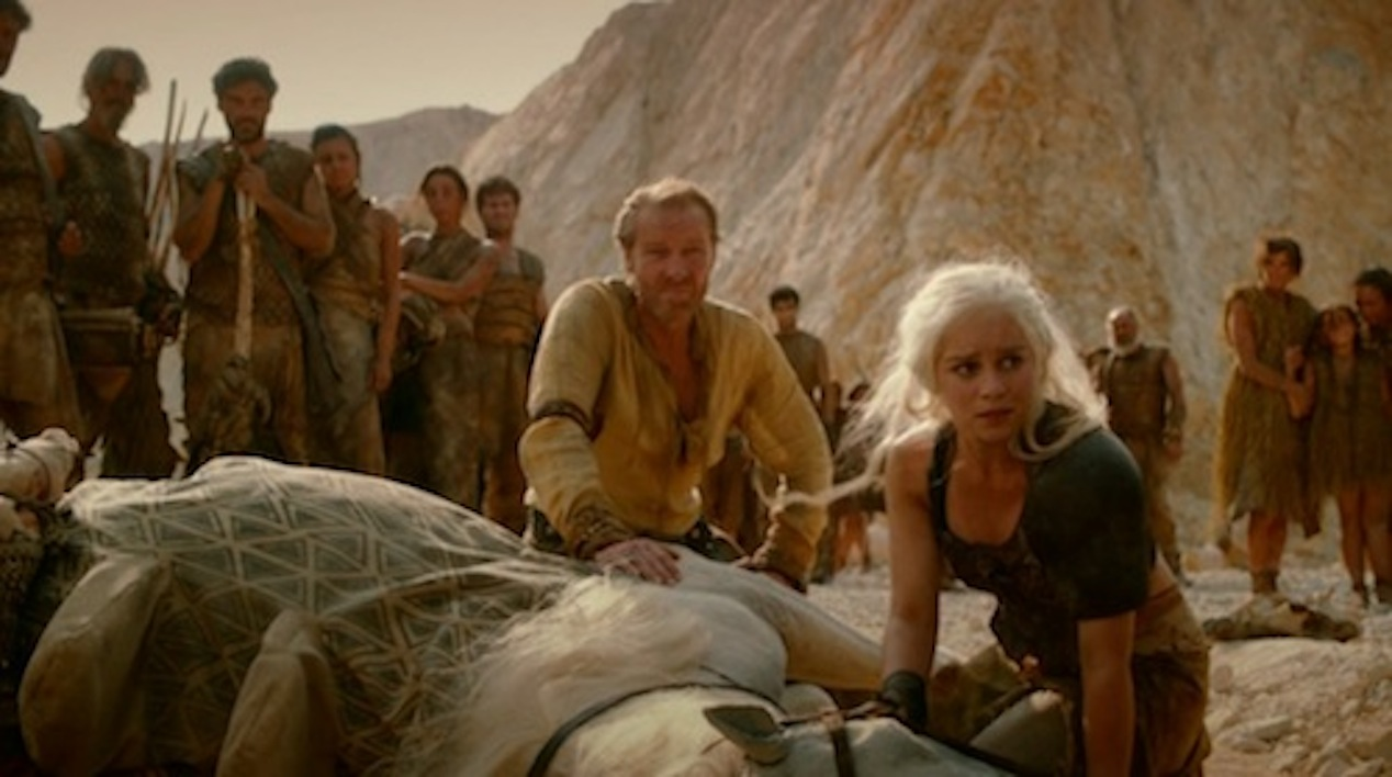 Jorah-Mormont-Iain-Glen-and-Daenerys-Emilia-Clarke
