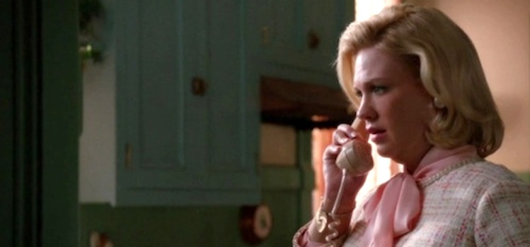 "MAD MEN 5×03 – ""Tea Leaves"""