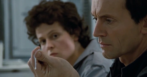 Ripley engages in synthetic profiling.