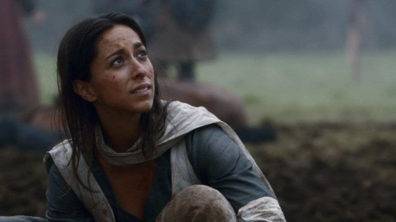 Talisa (Oona Chaplin) in GOT 204