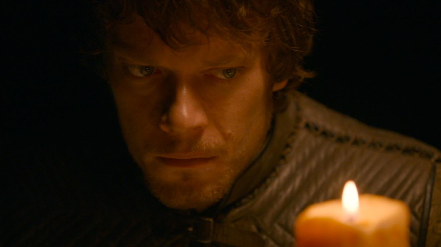 Theon (Alfie Allen) in GOT 203