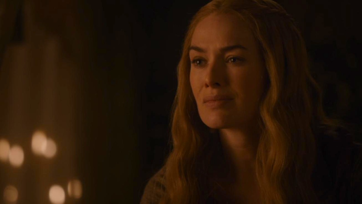Cersei (Lena Headey) in GOT 207