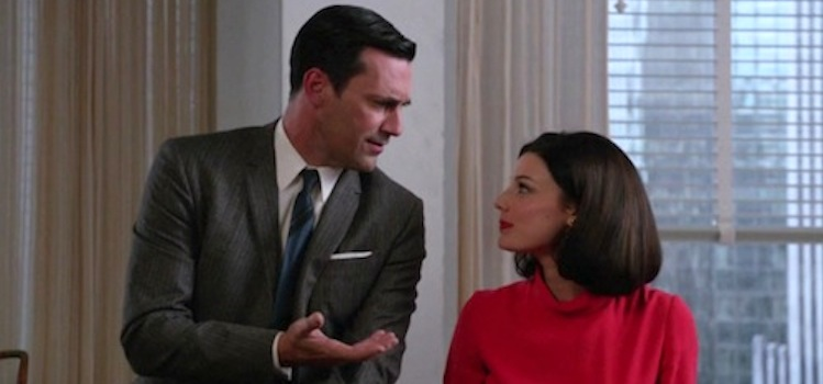 "MAD MEN 5×07-08 – ""At the Codfish Ball"" & ""Lady Lazarus"""