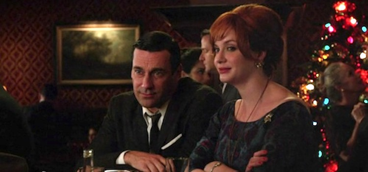 "MAD MEN 5×09-10 – ""Dark Shadows"" & ""Christmas Waltz"""