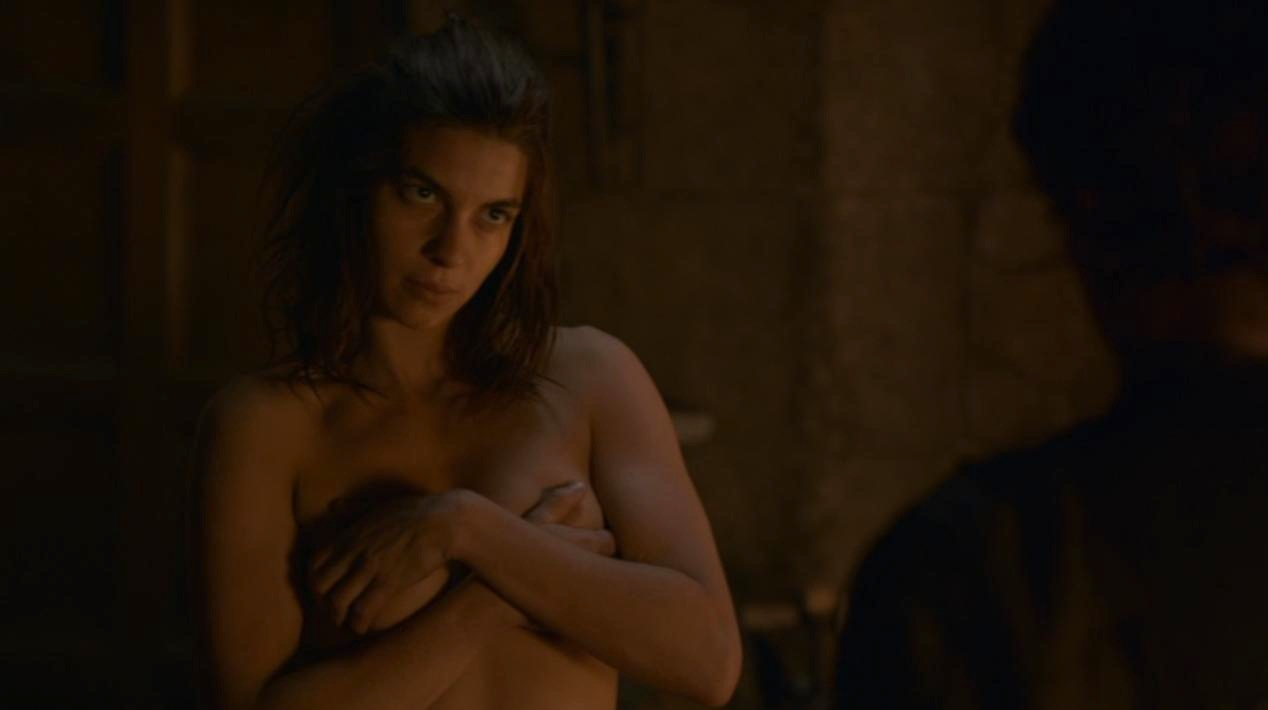 Osha (Natalia Tena) in GOT 206
