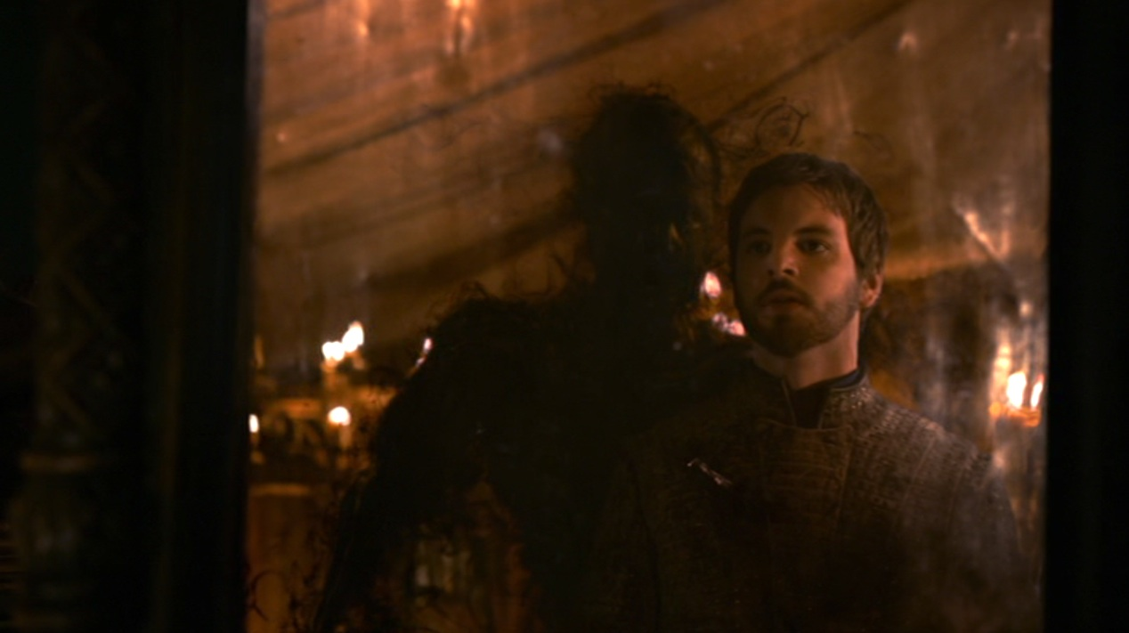 Renley Baratheon (Gethin Anthony) in GOT 205