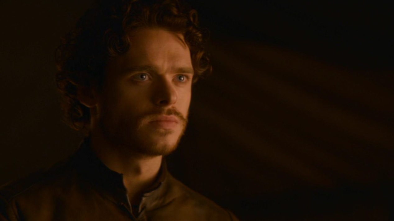 Robb (Richard Madden) in GOT 208