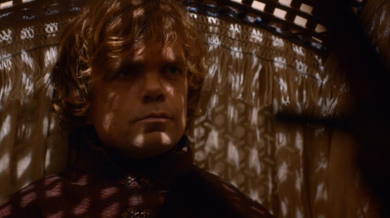 Tyrion Lannister (Peter Dinklage) in GOT 205