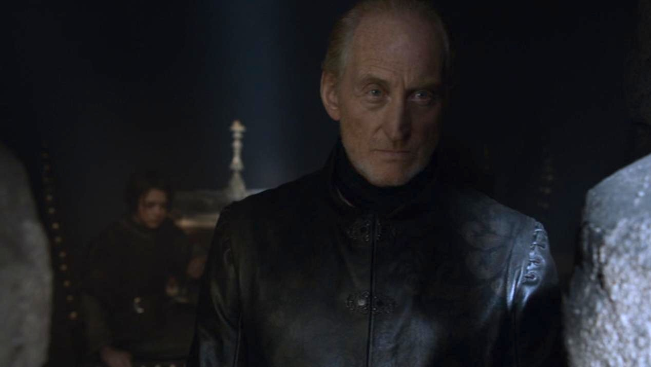 Tywin Lannister (Charles Dance) in GOT 207