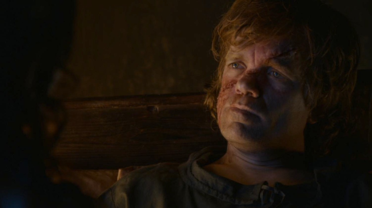 Tyrion (Peter Dinklage) in GOT 210