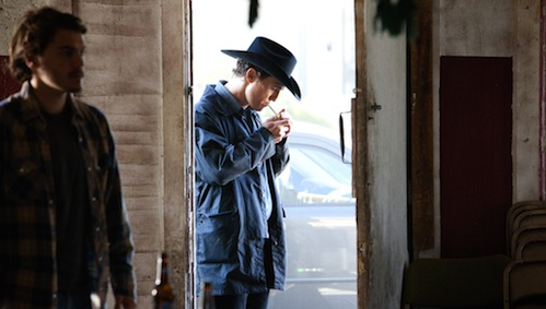 Emile Hirsch and Matthew McConaughey in Killer Joe