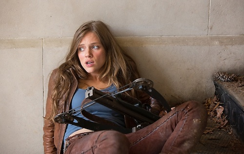 Charlie (Tracy Spiridakos)