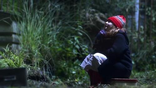 Caitlan Blackwood as Amelia Pond