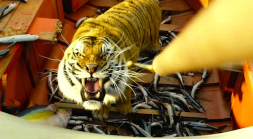 Life of pi 2012 the unaffiliated critic for Richard parker life of pi