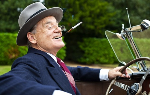Bill Murray as Franklin Delano Roosevelt in HYDE PARK ON HUDSON
