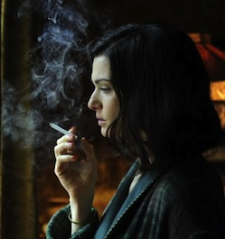 Rachel Weisz in THE DEEP BLUE SEA