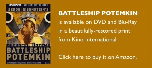 Buy BATTLESHIP POTEMKIN on DVD or Blu-Ray