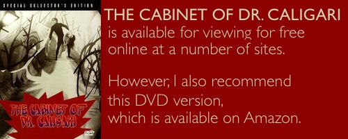 Buy THE CABINET OF DR. CALIGARI on DVD