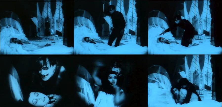 Cesare kidnaps Jane
