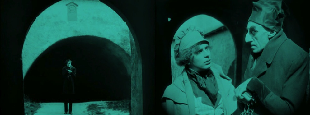 Count Orlok (Max Schreck) Appears
