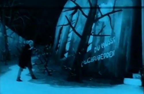 Du musst Caligari werden!