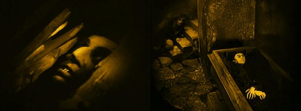 Hutter visits Orlok's bedroom [Click to Enlarge]
