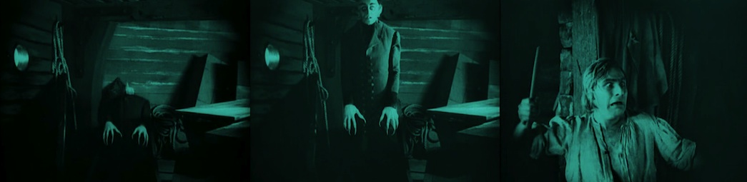 Orlok rises from his coffin