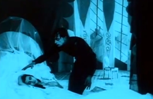 cabinet of dr caligari analysis scifihits