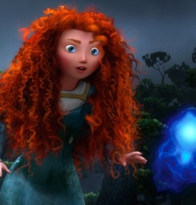 Best Animated Feature-BRAVE