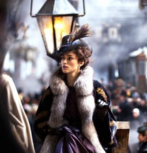 Best Costume Design-ANNA KARENINA