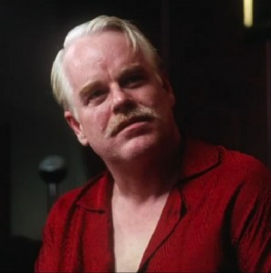 Best Supporting Actor-PHILIP SEYMOUR HOFFMAN for THE MASTER